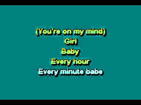 Kem - You're On My Mind Karaoke