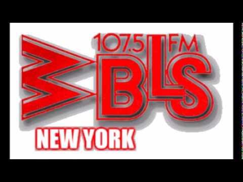 19921023fri John Robinson WBLS 107.5  newyork