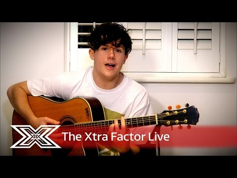 Ryan writes a Movie Week song | The Xtra Factor Live 2016