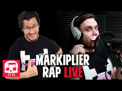 The Markiplier Rap LIVE by JT Machinima