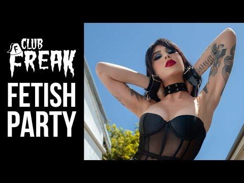 Fetish Party - Club Freak - REBORN - Event Video