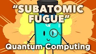 "♫ Quantum Computing: ""Subatomic Fugue"" - Tiffany Román - Extra History"