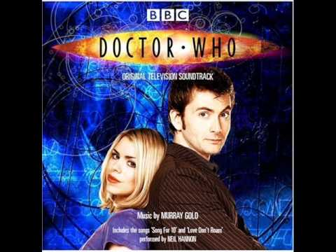 Doctor Who Series 1 & 2 Soundtrack - 30 Love Don't Roam