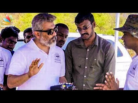 Ajith Appointed as MIT's Helicopter Test Pilot | UAV Advisor | Latest News