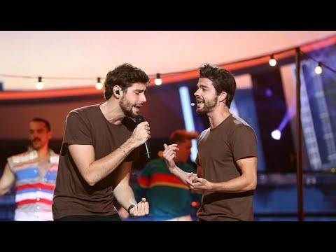 Jordi Coll Y Álvaro Soler Cantan 'La Cintura' - Tu Cara Me Suena