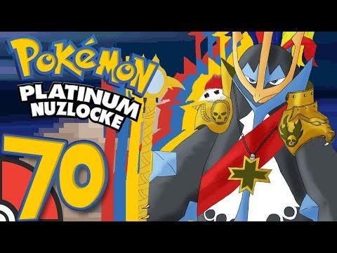 Pokemon Platinum NUZLOCKE Part 70 - TFS...