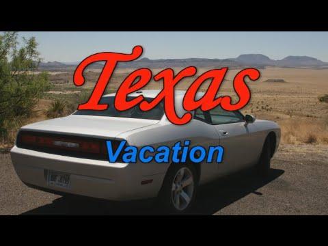 Texas Vacation