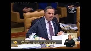 'Você é uma pessoa horrível', diz Barroso a Gilmar Mendes em sessão do STF thumbnail