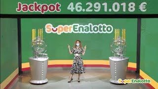 SuperEnalotto - Estrazione e risultati 04/06/2020