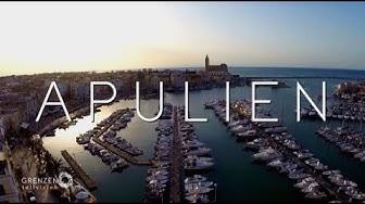 """""""Grenzenlos - Die Welt entdecken"""" in Apulien"""