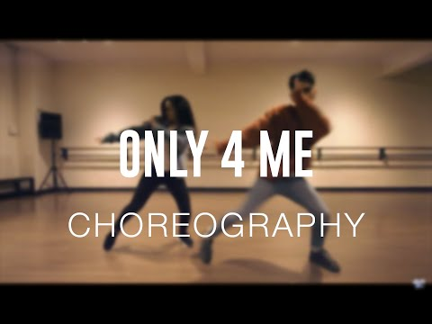 Chris Brown - Only 4 Me | (Urban) Wes Lee Choreography