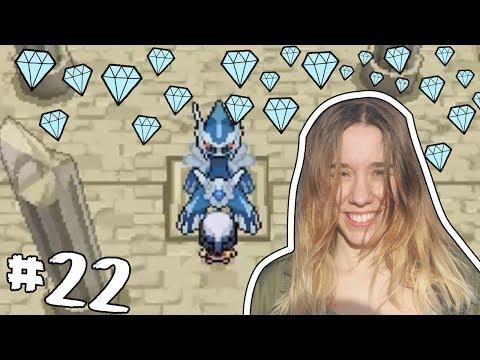 OTRA VEZ, NO: Pokémon Diamante HARDLOCKE Gameplay Español Ep 22