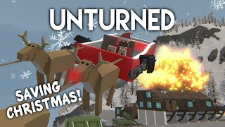 Unturned | Saving Christmas! (Roleplay Survival)