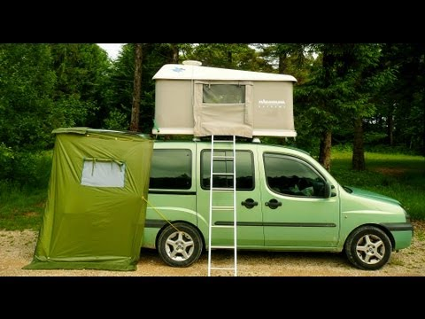 our berlingo camping car funnydog tv. Black Bedroom Furniture Sets. Home Design Ideas