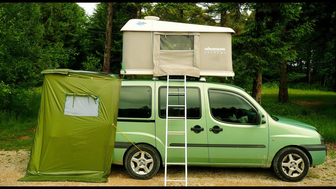 Doblo Camping Car Vol 1 Loul Youtube