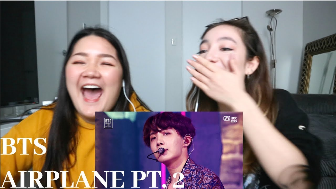 BTS (방탄소년단) 'Airplane Pt. 2' COMEBACK STAGE REACTION WITH