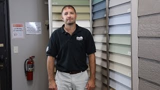 How to Select Siding and Roofing Products for Your New Home