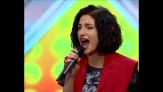 Repeat youtube video X ფაქტორი - მარიამ აკობია | X Factor - Mariam Akobia