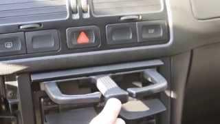 подстаканник торпеды VW Golf 4.(, 2014-10-13T08:53:25.000Z)