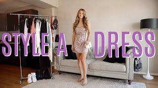 13 Ways to Wear a Summer Dress | How to Style a Summer Dress