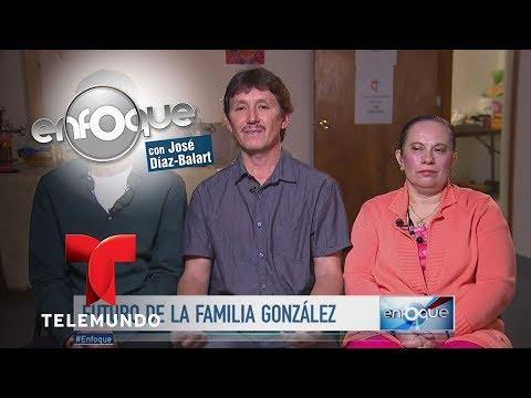 Familia amenazada por ICE se refugia en una iglesia | Enfoque | Telemundo