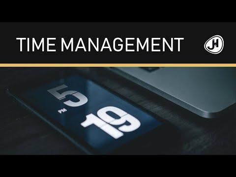 Verschwende nie wieder Zeit - Exzellentes Time Management