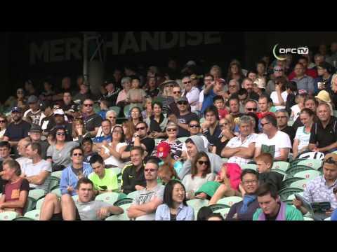 2016 OFC CHAMPIONS LEAGUE | AUCKLAND CITY FC vs TEAM WELLINGTON