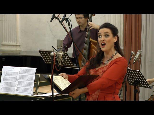 Händel: Da tempeste (Giulio Cesare) - Megyesi Schwartz Lúcia & Ábrahám Consort