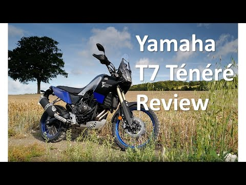 Bearded Bald Bikers #8: Yamaha Ténéré 700 T7 Review