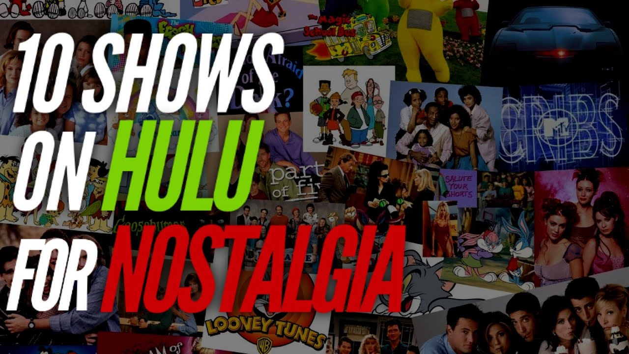 10 Nostalgic 90s Shows On Hulu You Can Watch Right Now!