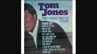 Gambar cover TOM JONES - FUNNY FAMILIAR FORGOTTEN FEELINGS 1967
