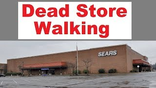 Sears Closed by Christmas! (Stock is below $2)
