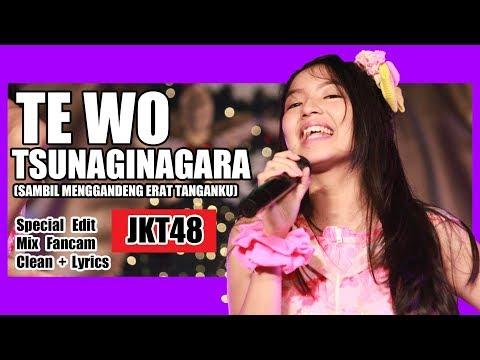 [Clean + Lirik] JKT48 - Te wo Tsunaginagara @ Countdown Festival 2016