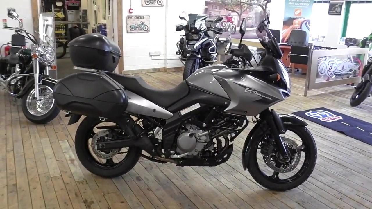 2008 Suzuki DL650 V-Strom - YouTube