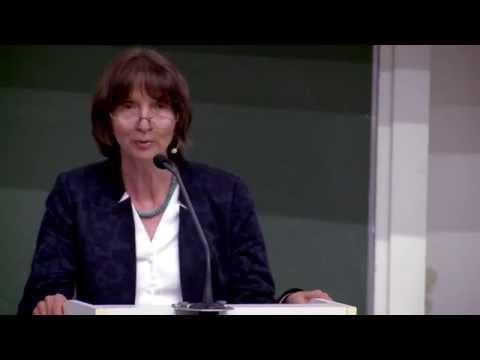 """Stiftungsprofessur 2015: Aleida Assmann - """"Formen des Vergessens"""" (30.06.2015)"""