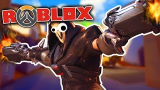 "Overblox - OVERWATCH IN ROBLOX! - Episode 3 - ""REAPER"""