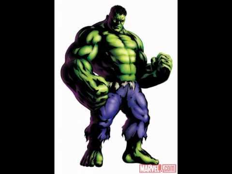Marvel vs Capcom 3 - Hulk Sound Clips
