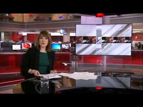 BBC News    8pm TOTH Countdown, Headlines, Titles) from Broadcasting House (18 3 2013)