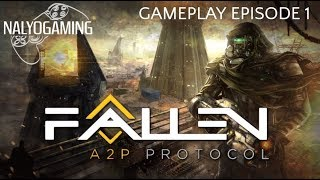 FALLEN: A2P PROTOCOL, PS4 Gameplay First Look Preview
