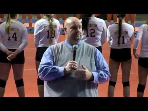 GAC Volleyball Championships : Semifinal 2 : SWOSU vs Southeastern Oklahoma State