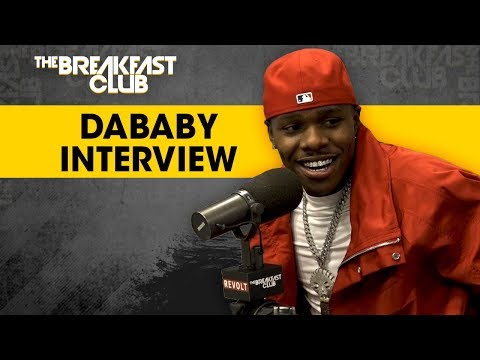 The Breakfast Club - Top 10 BC Interview Moments of 2019: #2 DaBaby Say He's Da Best