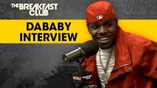 DaBaby Talks Antics, Altercations, Features + Why He's The Best Rapper