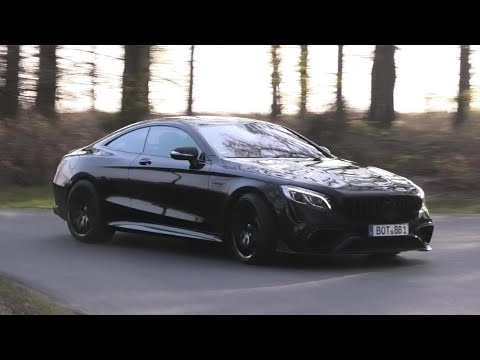 THE Brabus 800 S63 Coupe (Facelift) | Startup, Driving & Acceleration