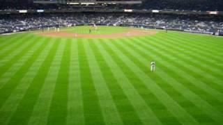 New Yankee Stadium's Batter's Eye / Bleacher Cafe Seats