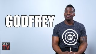 Godfrey on Mike Epps Sounding Jealous by Saying Kevin Hart Isn't Funny (Part 5)