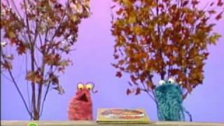 Sesame Street Martians Discover a Book
