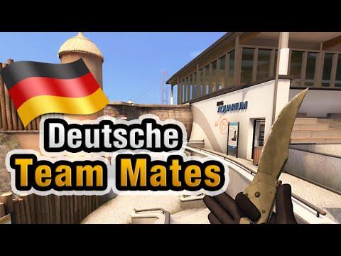 """""""Im Zoo mit deutschen Team Mates"""" - CSGO Wettkampf Deutsch"""
