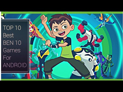 Top 10 Offline Ben 10 Games For Android