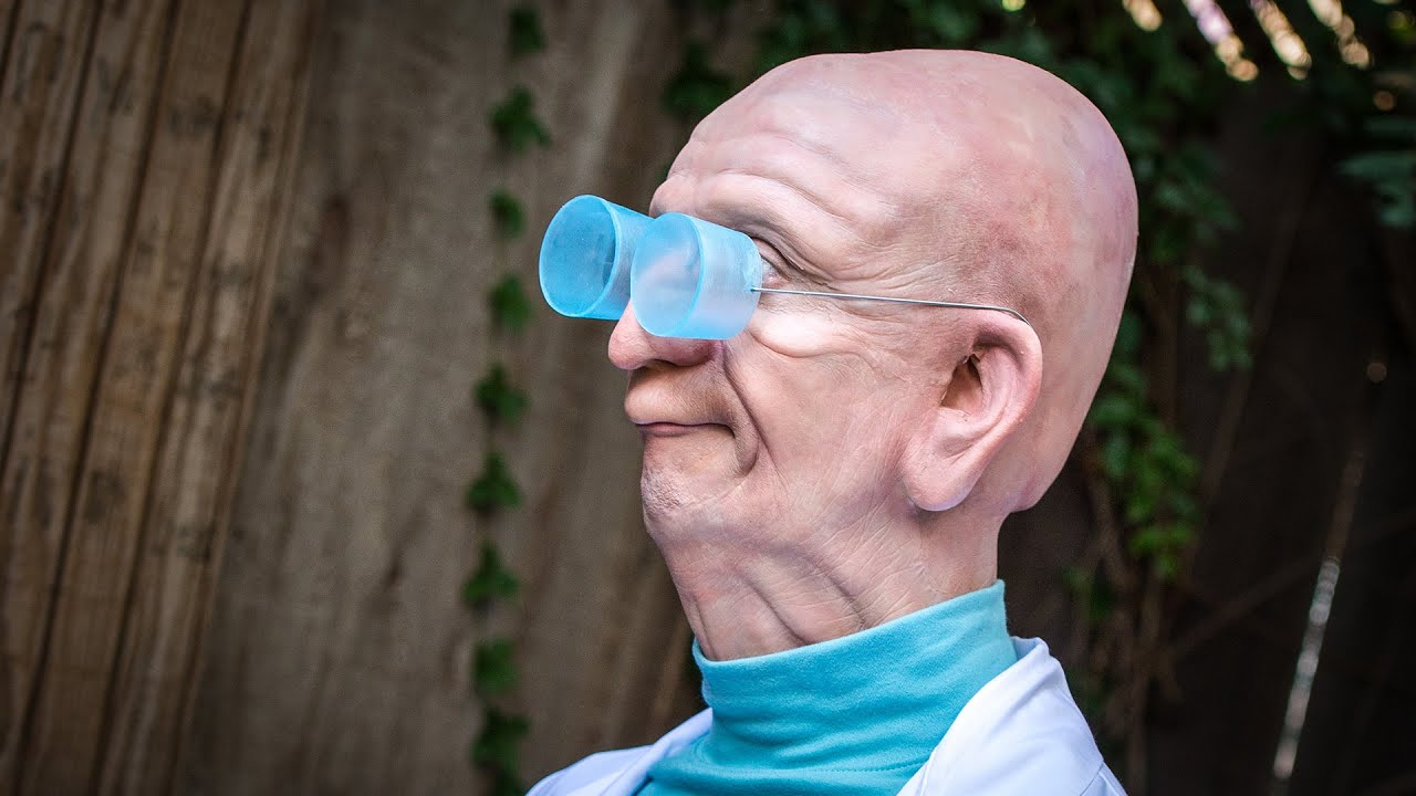 Real Life Professor Farnsworth From Futurama Youtube