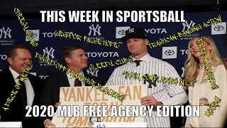 This Week in Sportsball: 2020 MLB Free Agency Edition